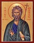 Saint Andrew the Apostle
