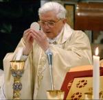 benedict eucharist