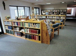 retreat library